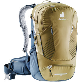 deuter Trans Alpine 24 Backpack, clay/marine